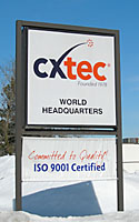 In less than thirty years, CXtec has grown from a garage to a $100 million dollar business right here in Central New York