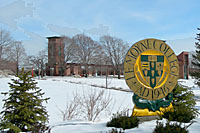 LeMoyne College is but one of four graduate degree-granting colleges and universities with a couple of miles of our home in Syracuse.