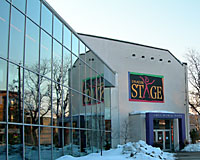 Syracuse State offers delivers Broadway quality performances throughout the year.