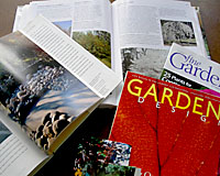 Snapshots, pictures in books and magazines and lists of favorite plants and colors are all helpful pieces of information to share as part of the site analysis.