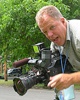 "News10Now senior photojournalist, Tom Walters, shoots, edits and produces ""Garden Journeys."""