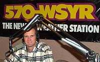 Please listen to The Weeder's Digest every Saturday morning between 11:00 and noon on News Radio 570 WSYR!