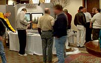 In addition to the educational program, I also coordinated a trade show that ran concurrently with the NYAPPA From the Ground Up II conference in April, 2004.