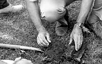 The evaluation of soil conditions is a common topic at many of my training programs.