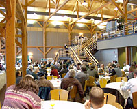 The Lodge in Skaneateles, New York is a world-class venue for educational conferences.