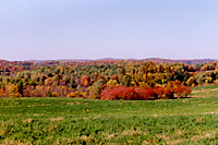 October in Central New York offers some of the most spectacular weather found anywhere in North America!